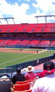 Marlins Empty Stadium