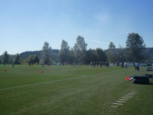 Seattle Seahawks Training Camp