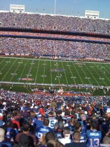 Bills Patriots Game
