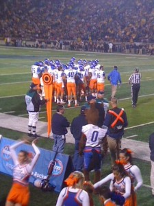 Toledo Boise State Game