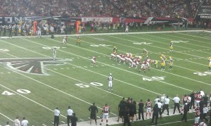 Falcons Packers Game