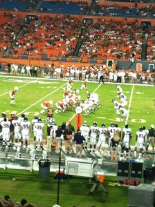 Miami Virginia Game
