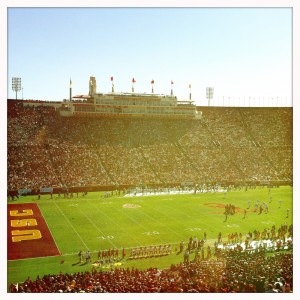 USC Arizona Game