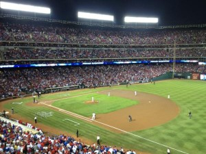 World Series Cardinals Rangers