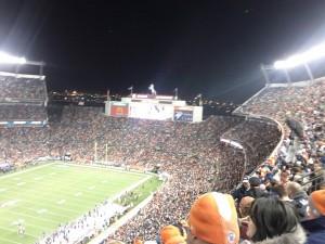 Broncos Jets Thursday Night Game