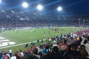 Stanford Notre Dame Game