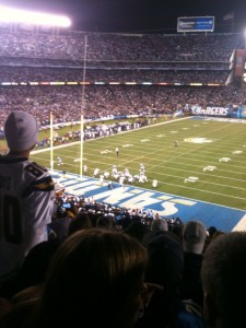 Chargers Ravens Sunday Night Football
