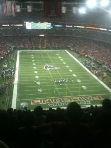 Falcons Jags Thursday Night Football