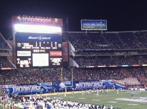 Holiday Bowl 2011