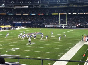 Poinsettia Bowl Game
