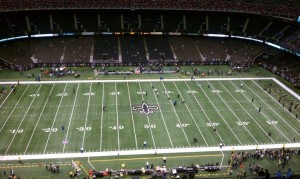 Saints Lions Sunday Night Football