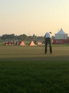 Abu Dhabi Golf Picture