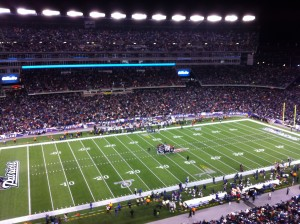 Pats Broncos Playoff Game