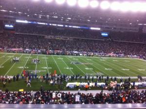 Patriots Ravens AFC Championship Game