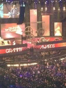Inside the Grammy Awards 2012