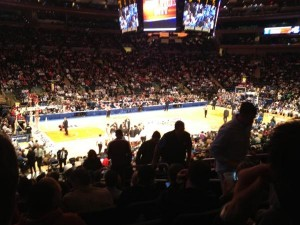 Big East Tournament 2012