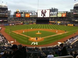 Baltimore Orioles Yankee Stadium