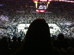 Spurs Thunder Game 2
