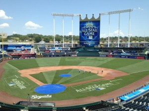 MLB ASG 2012