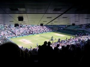 Wimbledon Murray Federer Final