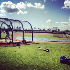 Tampa Rays Spring Training 2013