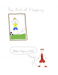 The Art of Flopping