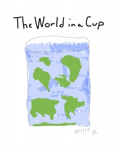 The World in a Cup